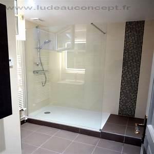 Salle De Bain à L Italienne : douche a l italienne avec marche meilleures images d ~ Dailycaller-alerts.com Idées de Décoration