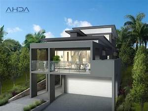 Sloping Blocks – Architectural House Designs Australia
