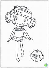 Lalaloopsy Coloring Pages Printable La Loopsy Print Dinokids Dolls Lalaoopsy Popular Getcoloringpages Coloringhome Library Clipart Close Clip sketch template
