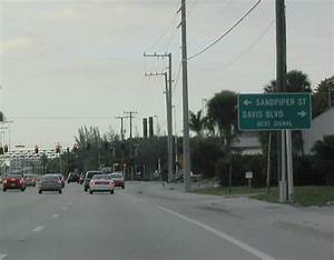 Florida SouthEastRoads US Highway 41 North Collier