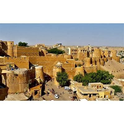 Jaisalmer Fort RajasthanIndia Heritage Sites