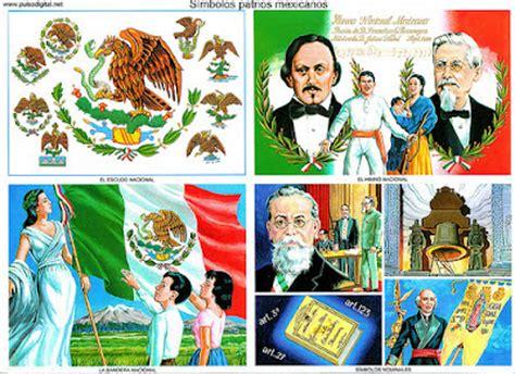 Los Símbolos Patrios de México - Ciclo Escolar