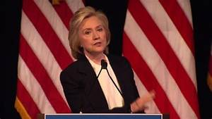Hillary Clinton's economic pitch: Americans 'need a raise ...