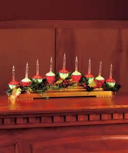bubble light centerpiece for mantel table shelf christmas home decor electric ebay