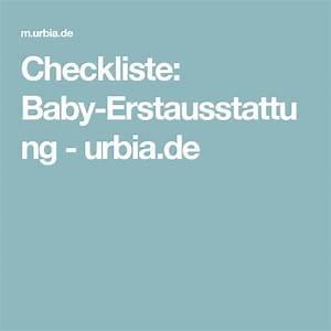 Checkliste Baby Erstausstattung Sommer : checkliste baby erstausstattung schwangerschaft baby baby co und pregnancy ~ Orissabook.com Haus und Dekorationen