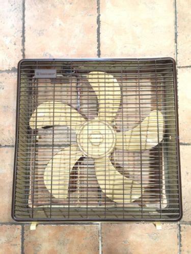 window fans for sale vintage window fan for sale classifieds