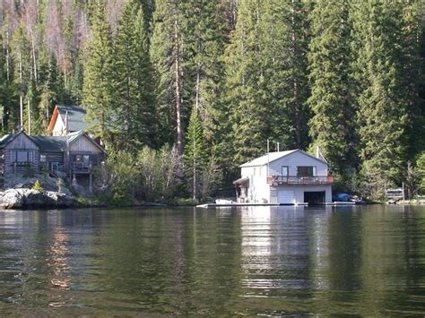 House Boats Colorado by Grand Lake Boat House A Summer Rental Cabin In Grand