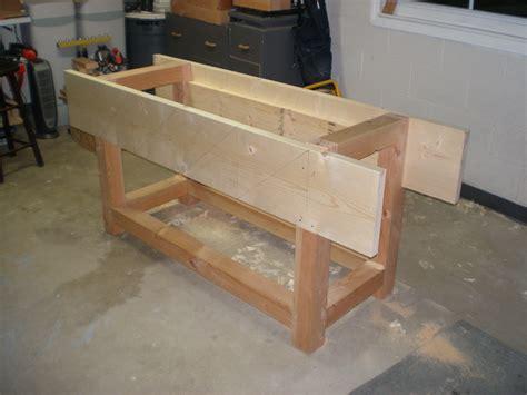 nicholson workbench plans  woodworking