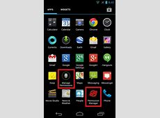 Quickly Open Android 43 App Ops Screen With Permission