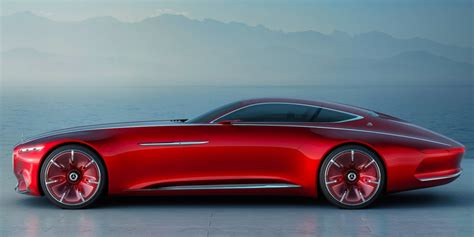 Maybach Concept Car by The Vision Mercedes Maybach 6 Concept Will Rival Tesla