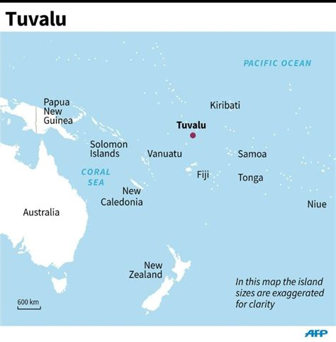 'Sinking' Pacific nation is getting bigger: study