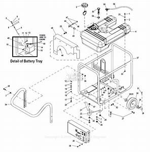Generac Gp15000e Wiring Diagram
