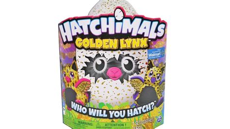 Hatchimals Golden Lynx Unboxing Toy Review Black Friday