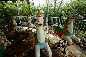 Deserted Places: Okpo Land: An abandoned amusement park in ...