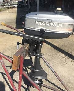 3 3 Hp Mariner Outboard For Sale 2