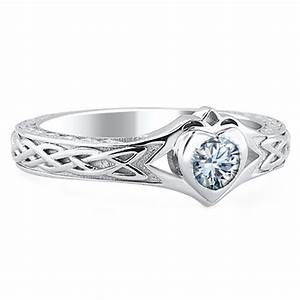 claddagh engagement rings from mdc diamonds nyc With celtic diamond wedding rings