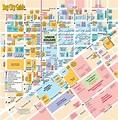 San Francisco Union Square map
