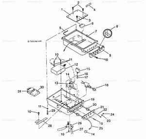Polaris Watercraft 1994 Oem Parts Diagram For Electrical