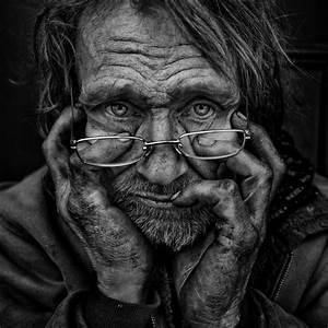 Lee Jeffries devient SDF pour photographier les Gens de la ...