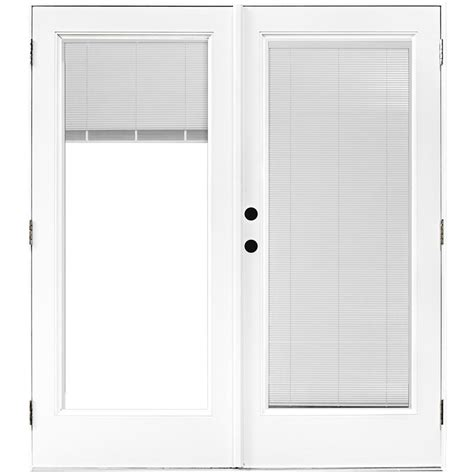 Outswing Interior Door by Mp Doors 60 In X 80 In Fiberglass Smooth White Right
