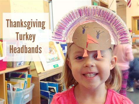 thanksgiving turkey headbands   takes