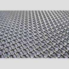 Stainless Steel Wire Mesh By Weisse & Eschrich Stylepark