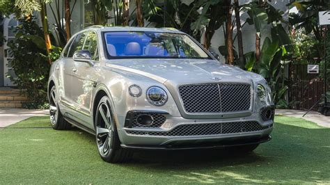 Bentley Bentayga Picture by 2016 Bentley Bentayga Edition Top Speed
