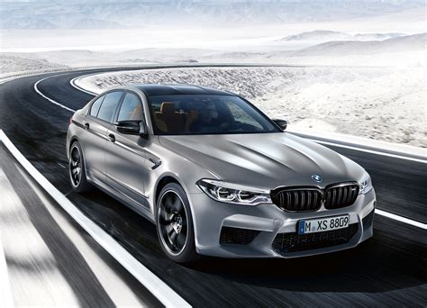 2019 Bmw M5 Competition Big, Beautiful, Brawny  95 Octane