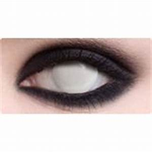 White out contacts, no pupil. | cdr | Pinterest