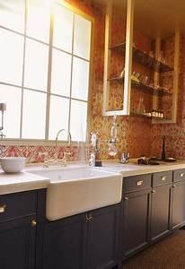 25 beautiful kitchen decor ideas bringing modern wallpaper
