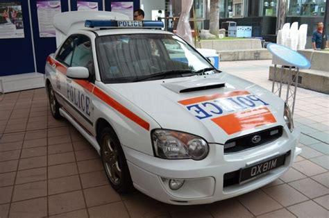 Subaru Imprezza Wrx Inside Traffic Police Registration