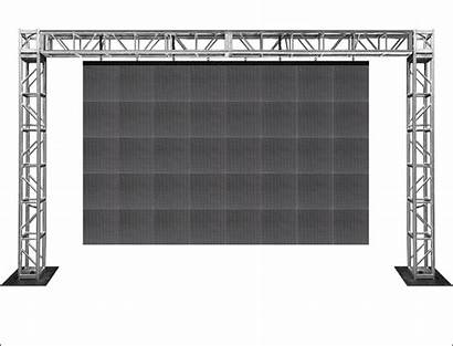 Wall Led Truss Rental System Screen Systems