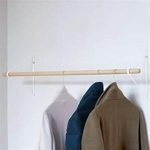 Garderobe Mit Stange : spring garderobe von vonbox im shop kaufen ~ Sanjose-hotels-ca.com Haus und Dekorationen