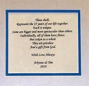 The nicest 25th wedding anniversary gift ever fabulous for 25th wedding anniversary poems