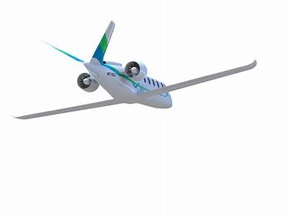 Zunum Aero Electric Flying Plane Away Planes