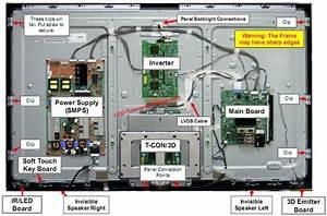 Tv Repuestos Plasma Lcd Led Oled Fuente Mainboard Tcom