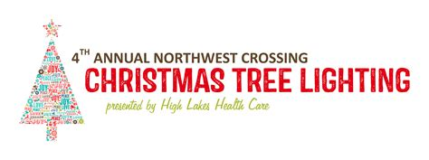nwx annual tree lighting ceremony in bend oregon