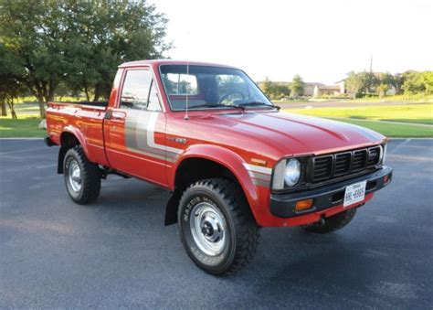 1980 Toyota 4x4 Pickup HiLux - Collector Owned - 38,835