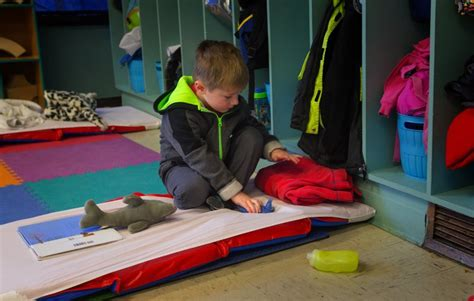 Nap Mats At Some Seattle Child-care Centers Contain