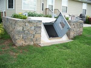 underground storm tornado shelter in landscaping storage With underground dog house for sale