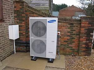 Air-water Heat Pump