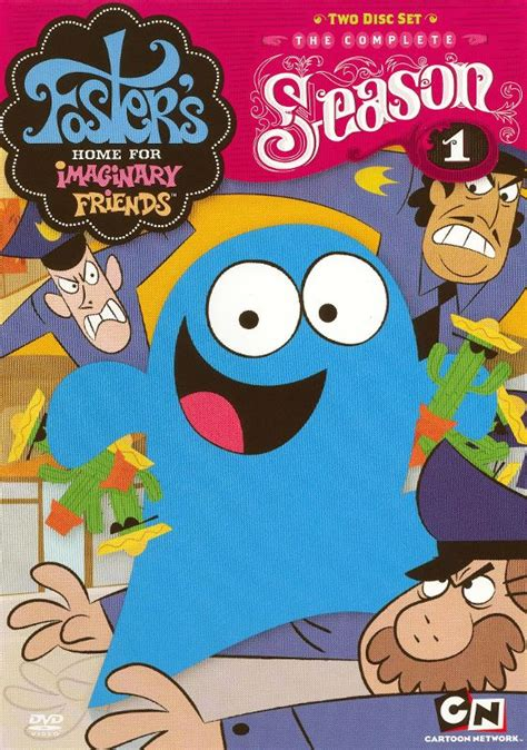 Foster's Home For Imaginary Friends Complete Season 1 [2