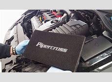 Filtre à air sport haute performance Pipercross pour