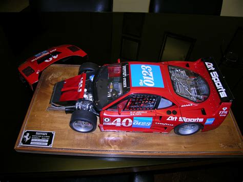This site's feed is stale or rarely updated (or it might be broken for. FERRARI F40 LM IMSA 1990 EXCEPTIONAL BUILT MODEL FOR SALE from Milan Italy California San ...