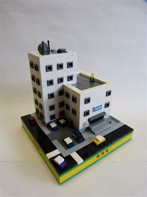 143 Best Lego  Micro Builds Images On Pinterest  Lego