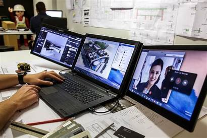 Monitor Dual Extender Screens Triple Screen Double