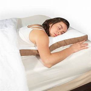 Trim sleeper thin pillow for Best down pillows for stomach sleepers