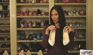 Take A Tour Inside Kimora Lee Simmons' Closet with Bluefly ...