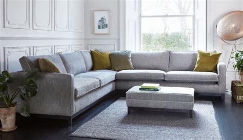 Big Corner Sofa by Darwin Corner Sofa Fabric Sofas Darlings Of Chelsea