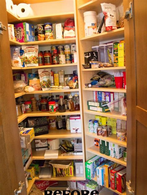 15+ Extraordinary Kitchen Organization Before And After